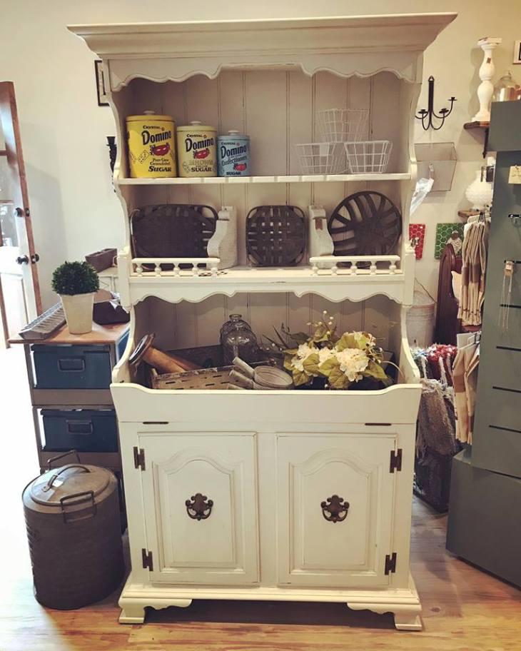 dry sink hutch
