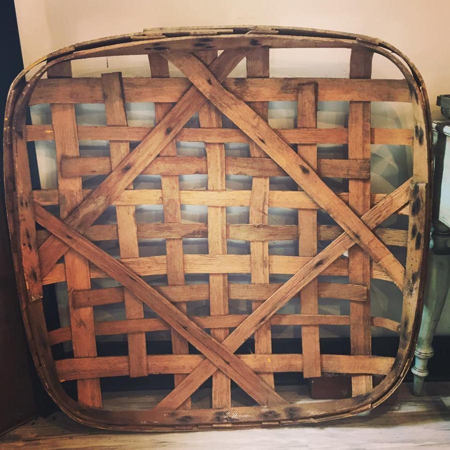 Tobacco Baskets!