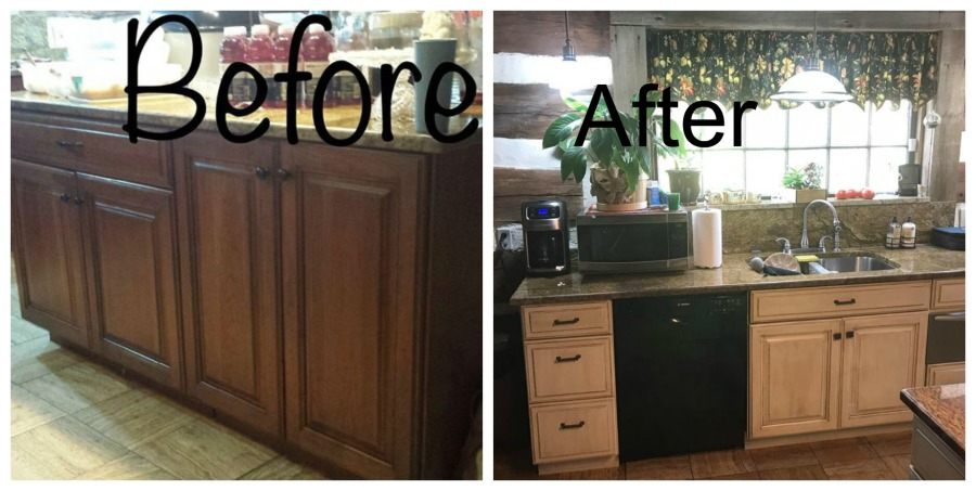 Historic Home Cabinet Makeover